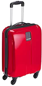 Safari Thorium Polycarbonate 55 cms Red Hardsided Carry On (Thorium-Sharp-Red-55-4WH)