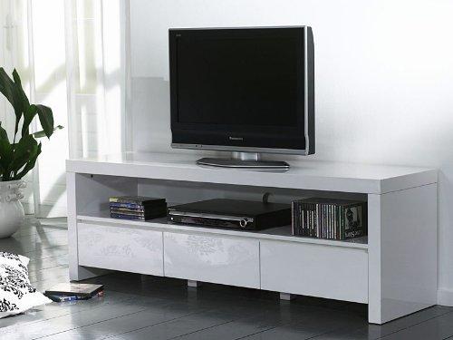 fernsehschrank-weiss-lack-tv-rack-3-auszuge-lack-weiss-hochglanz-sale