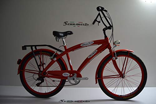 Cicli Ferrareis Bici Chopper Fat Bike 26 Cruiser Bike Custom Bike Personalizzabile