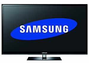 Samsung PS43E490 43-inch Widescreen 3D Plasma Television with Freeview and 2 Glasses (New for 2012)