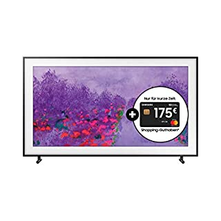 Samsung LS03 The Frame 163 cm (65 Zoll) LED Lifestyle Fernseher (Art Mode, Ultra HD, HDR, Smart TV)