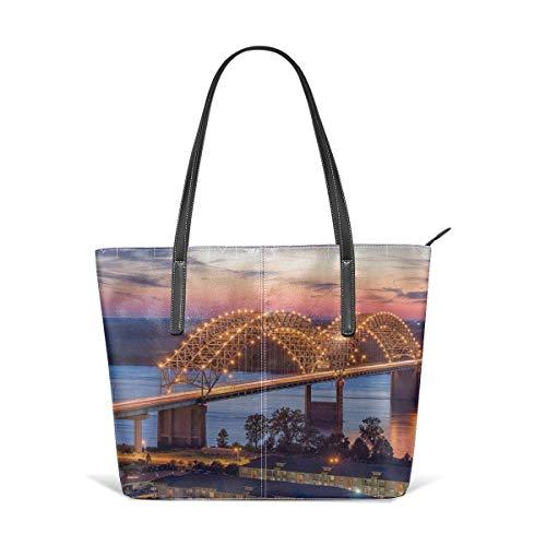Oversized Travel Tote (xcvgcxcbaoabo Mode Handtaschen Einkaufstasche Top Griff Umhängetaschen Women's Stylish Casual Tote Bag Travel Bags - Memphis Shoulder Bags)