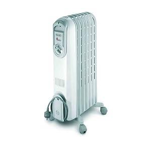 Delonghi Electrodomesticos España. S.L.U. – Radiador aceite vento v550715 delonghi 1500w