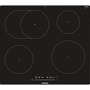 INDUCTION COOKTOP SIEMENS EH 601FFB1E (4 FIELDS; BLACK)