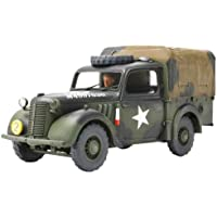 """Tamiya 32562 - Maqueta Para Montar, Vehículo Militar Camioneta de Transporte Británica """"TILLY"""" Escala 1/48"""