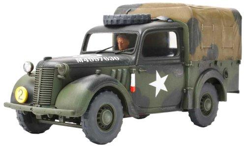 Tamiya 32562 - Maqueta Para Montar, Vehículo Militar Camioneta de Transporte Británica 'TILLY' Escala 1/48