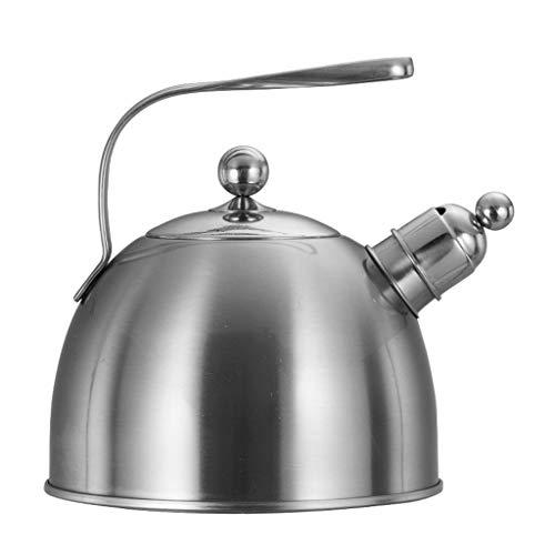 Pote Que silba Oliva Oliva Universal de la Cocina de Gas de la Caldera 2.3L del Acero Inoxidable 304 WHLONG