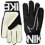 Nike Uni NK GK MATCH-FA19 Soccer Handschoenen, zwart/(wit), 9