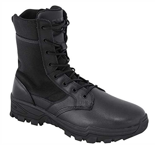5.11 Speed 3.0 Side Zip Boot Schwarz Schwarz