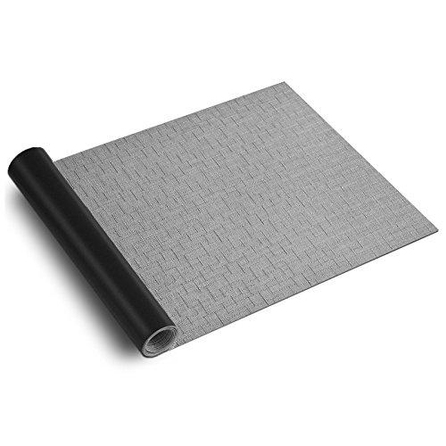 casa pura® Indoor- und Outdoor-Bodenbelag Siena | kunstvoll gewebt | als Teppich oder Läufer | 40 Größen (60x100cm)