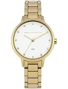 French Connection Damen-Armbanduhr Analog Quarz FC1281GM