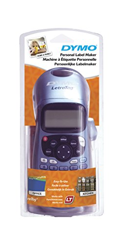 dymo-s0883980-letratag-lt-100h-label-maker-abc-keyboard-black-blue