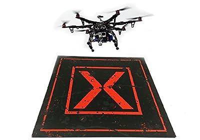 Huge, Waterproof Drone/Helicopter Landing Pad