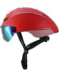 ZLK Casco De Bicicletanuevo Gafas Magnéticas CascoBicicleta De Carretera Casco De Bicicleta Cascos Ciclismo Casco Duro