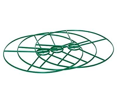 Dehner Pflanzenstützen, 3 Stück, Ø 40 cm von Dehner auf Du und dein Garten