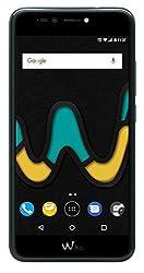 Wiko U Pulse Smartphone (13,97 cm (5,5 Zoll HD) 32 GB ROM/3 GB RAM) deep bleen
