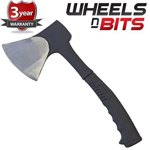 steel-axe-one-piece-forged-head-handle-plastic-grip-kindling-camping-fire-wood