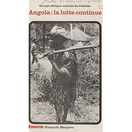 Angola : la lutte continue (Cedetim)