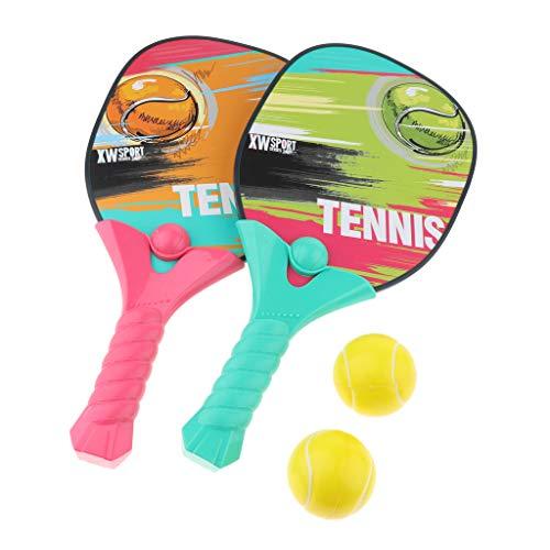 tball Tennis Set, inkl. 2er Tennisschläger & 2er Bälle. ()