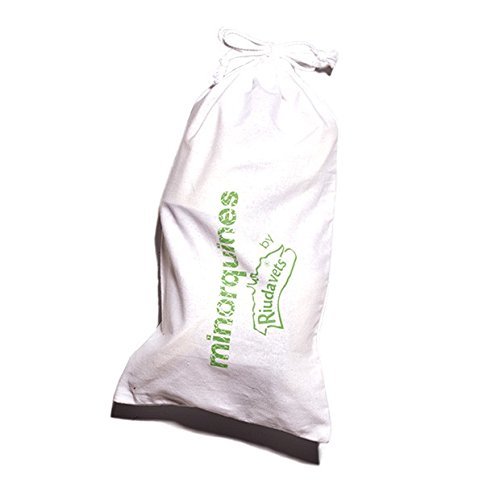 Minorquines - Sandales Avarca Cuir Blanco - Femme Blanc