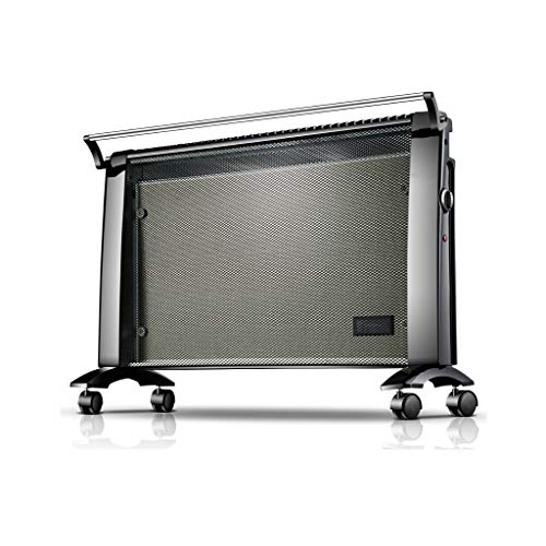 JUEJIDP Calentador eléctrico Calentador de película Calentador eléctrico doméstico Cristal de silicona...