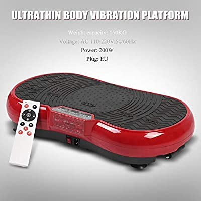 Ultrathin Body Vibration Platform Weight Loss Equipment Vibration Plate Machine Workout Trainer Exercise Machine from FGHGFCFFGH
