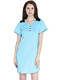 06f11e69114 Claura Women s Nighties   Nightdresses Online  Buy Claura Women s ...
