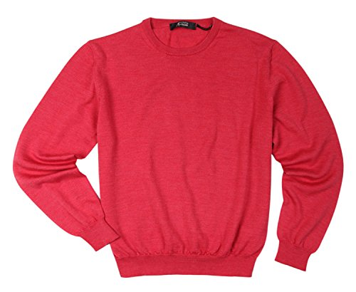 Guess by Marciano Herren Pullover Rot 14M309-5765Y-0053, size:XL (Wolle Pullover Guess)