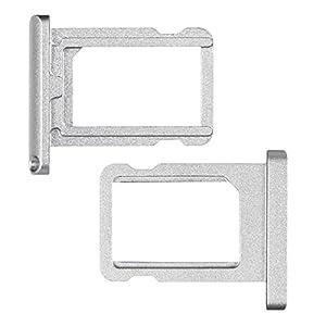 """BisLinks® Marke Neu Silber Nano Sim Card Tablett Halter Silber Ersatz Für iPad Pro 12.9"""""""