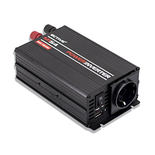 ECTIVE Serie MI | Inverter 12V a 230V | 7 varianti: 300W - 3000W | convertitore DC / inverter di potenza