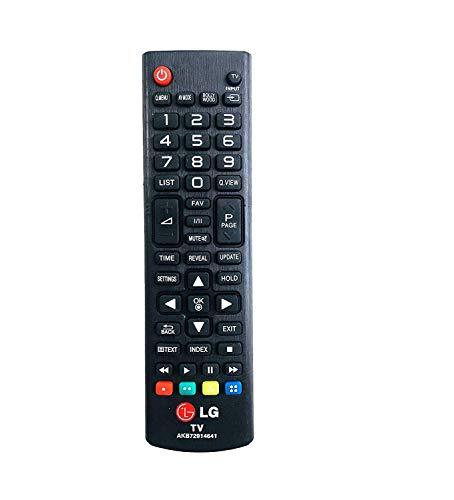 LG UNIVERSAL LED/LCD/PLASMA TV REMOTE AKB72914641