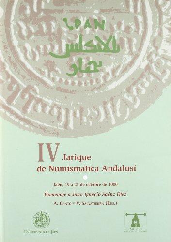 IV Jarique de numismática andalusí (Fuera de Colección)