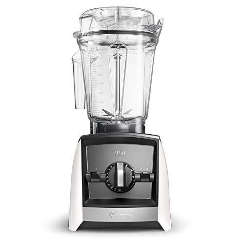 Vitamix A2500i ASCENT Series - Batidora de vaso, 100% plástico Tritan (sin BPA)
