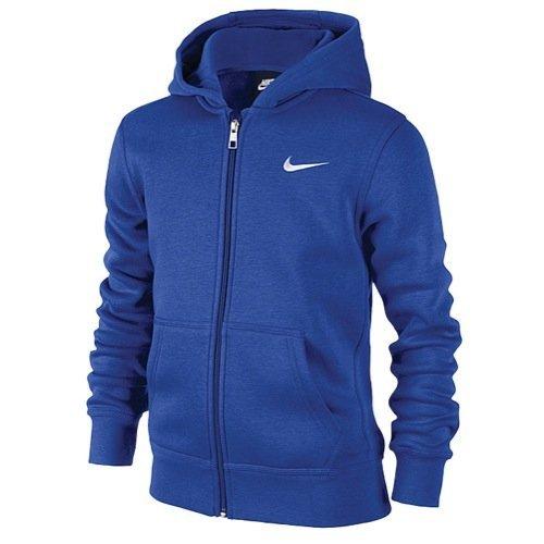 Nike Young Athletes 76 - Brushed Sweat-shirt à capuche zippé - Mixte Enfant