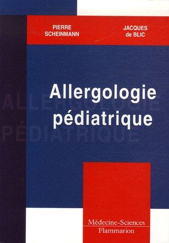 Allergologie pédiatrique
