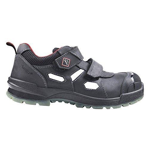 Sanita , Chaussures de sécurité pour homme Anthracite