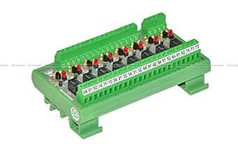 41ytVBnsAGL._SX342_QL70_  Channel Solid State Relay Wiring on ethernet relay, 16 channel relay, spst relay,