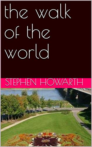 the walk of the world book cover