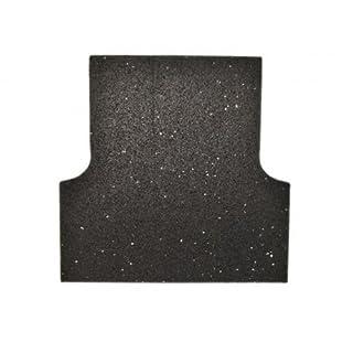 aruma® Antirutschmatte Laderaummatte, Boden für Doppelkabine, Double Cab, Pickup, mit original Laderaumwanne gemessen ab Baujahr 2015-xx
