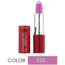 Deborah Milano il Rossetto Pintalabios en tonos de rosa, rojo y marrón. Un suave, crema, Vitamina enriquecido Pintalabios 1,8 G