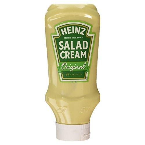 Heinz Original Salad Cream, 655g Test