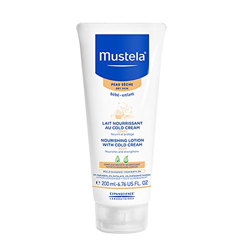 Mustela Nourishing Lotion with Cold Cream (6.76 oz.)