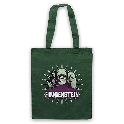 Ispirato Dal Gruppo Invernale Di Edgar Frankenstein, Mantello Non Ufficiale Di Colore Verde Scuro