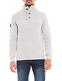 83fd00288492 Amazon.fr   Ritchie - Pulls, Gilets   Sweat-shirts   Homme   Vêtements