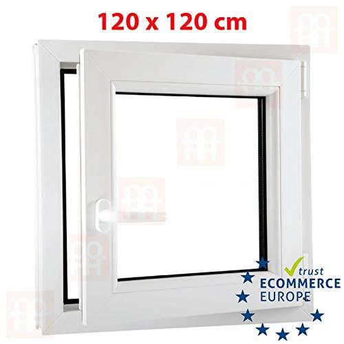 Ovlo Classic Fenster  Dreh Kipp 2 3 Fache Verglasung