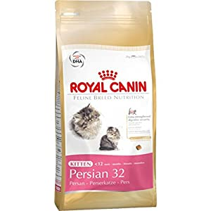 Royal Canin Persian Kitten 32 Croquettes pour chaton persan