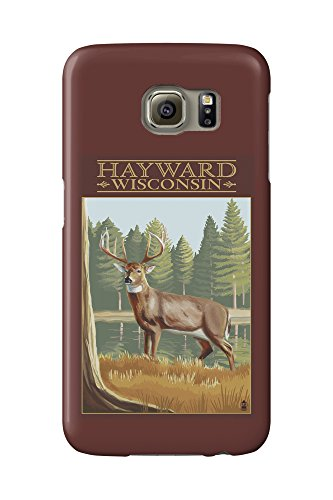 hayward-wisconsin-white-tailed-deer-galaxy-s6-cell-phone-case-slim-barely-there