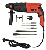 KHADIJA ARKAPOWER 900WATTS 26mm Reversible Rotary Hammer Drill SDS Plus with 3 Modes