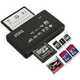 Lecteur de carte tout en 1USB haute vitesse pour toutes les cartes mémoire numérique