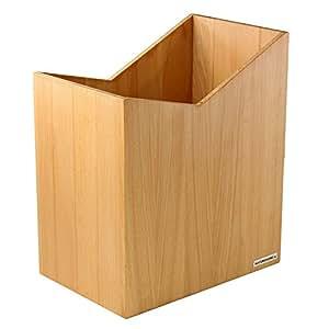 naturehome papierkorb holz 20 x 30 x 35 cm aus buchenholz natur ge lt papiereimer serie skript. Black Bedroom Furniture Sets. Home Design Ideas